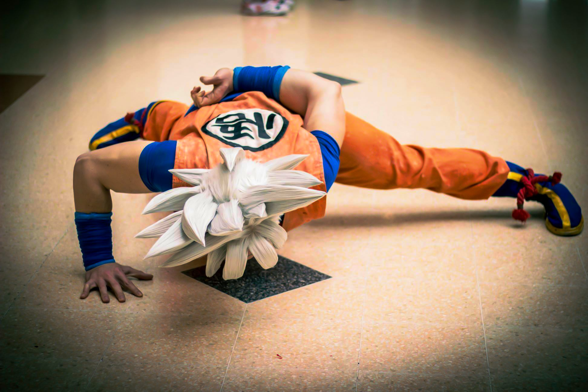 How to train like Goku in real life: combining strength training and callisthenics anime style for cosplay fitness