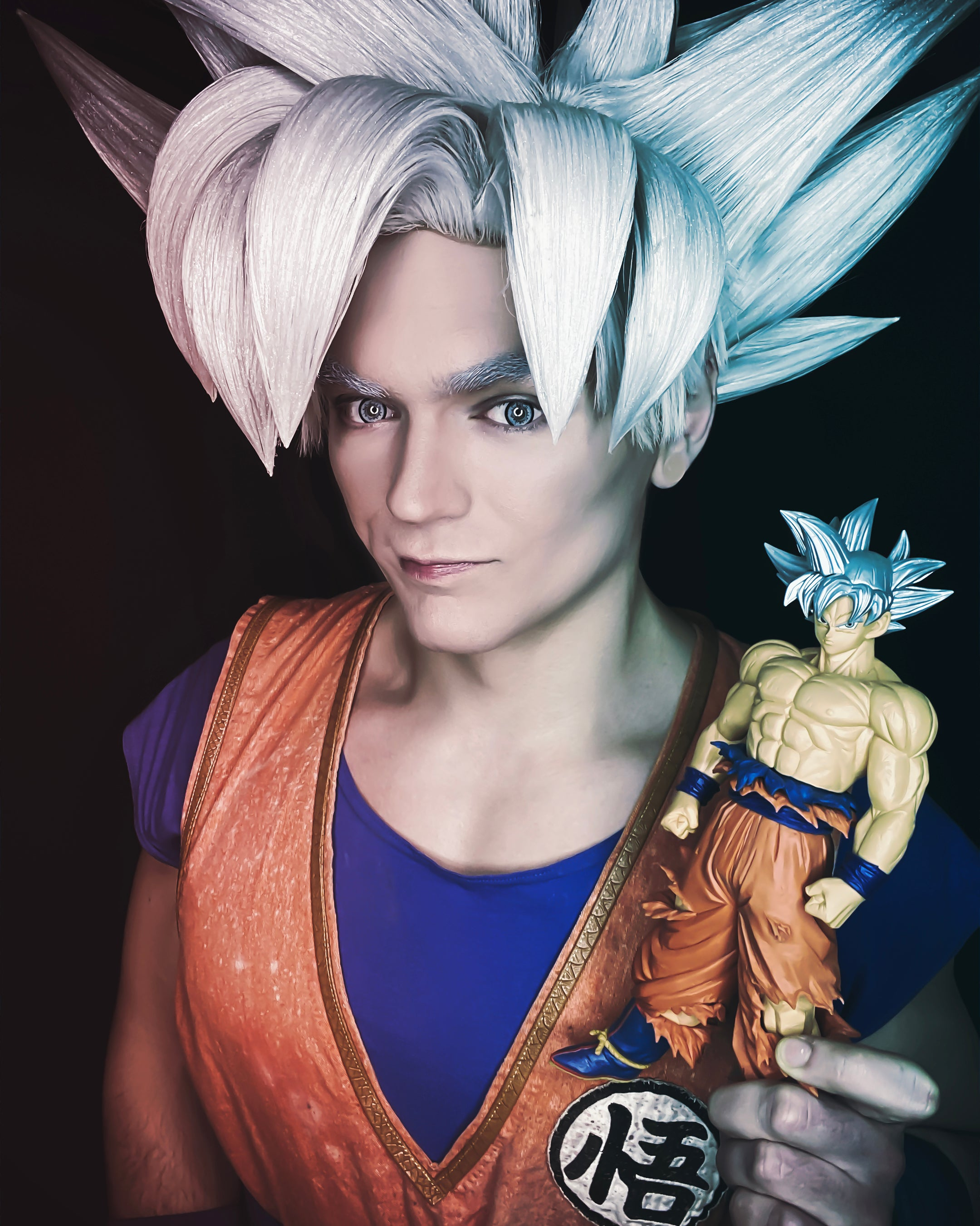 How This Cosplayer Used His Ultra Instinct Goku Cosplay As Motivation To Get Better
