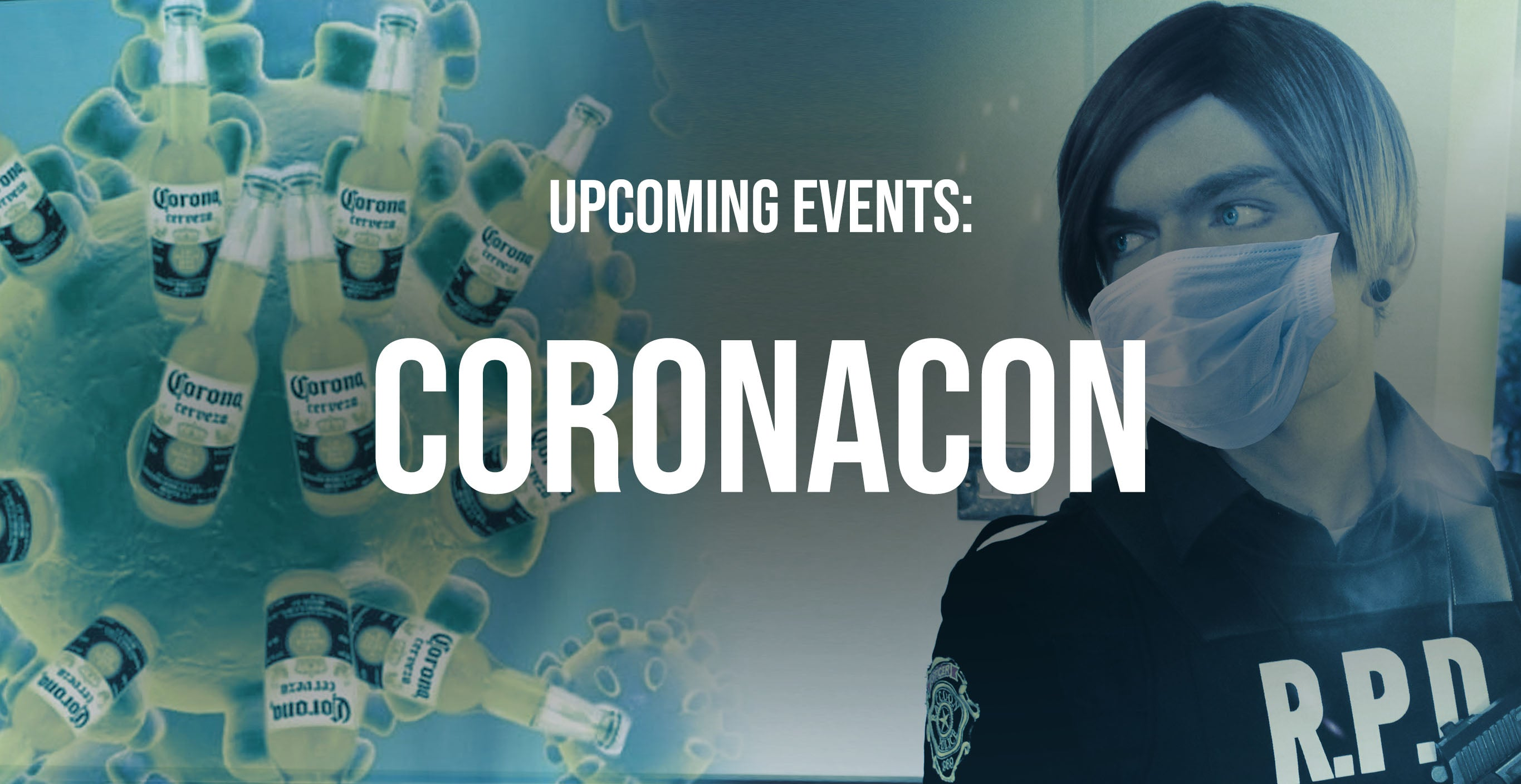 Upcoming appearances and events by Chris 'Cosplay' Minney of Be More Shonen