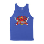 Let Me Show You De Whey Way Ugandan Knuckles Meme Sonic The Hedgehog Workout Tee T-Shirt Vest Tank Top For Bodybuilding Powerlifting and Running For Geeks And Nerds