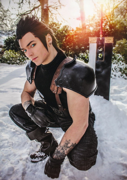 Zack Fair Cosplay from Final Fantasy VII