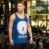 Goku Dragonball Z Anime Gym Clothes Unisex Athletic Vest