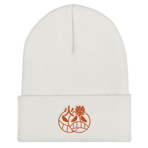 START LIVING - Firefist Portgas D Ace Inspired One Piece Anime Cuffed Beanie
