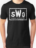 SHONEN WORLD ORDER Tee - Anime Otaku Geek T-Shirt New World Order Nwo WWE WCW Wrestling Parody Shirt