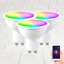 Load image into Gallery viewer, RGB Colour Smart Light Spotlight (GU10) - TheUltraLight