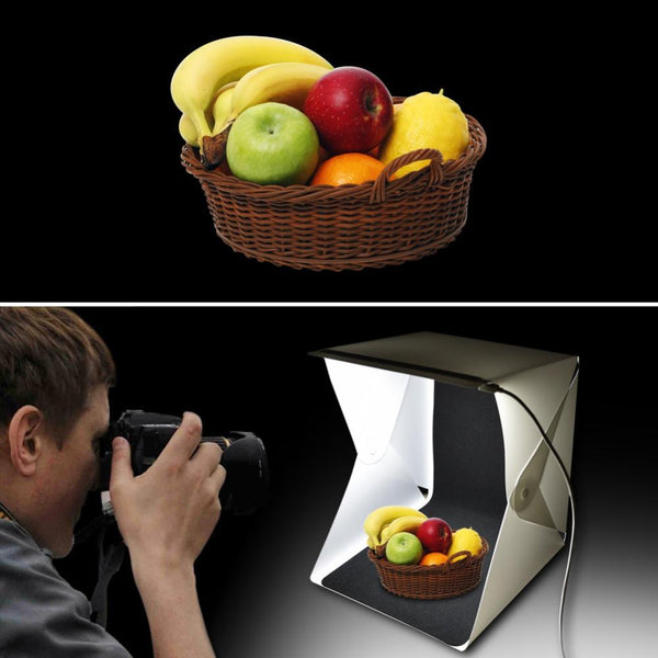 Portable Home Photo Studio Lightbox