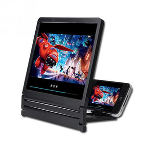 Mobile Phone Screen Amplifier HD Big Screen Projection