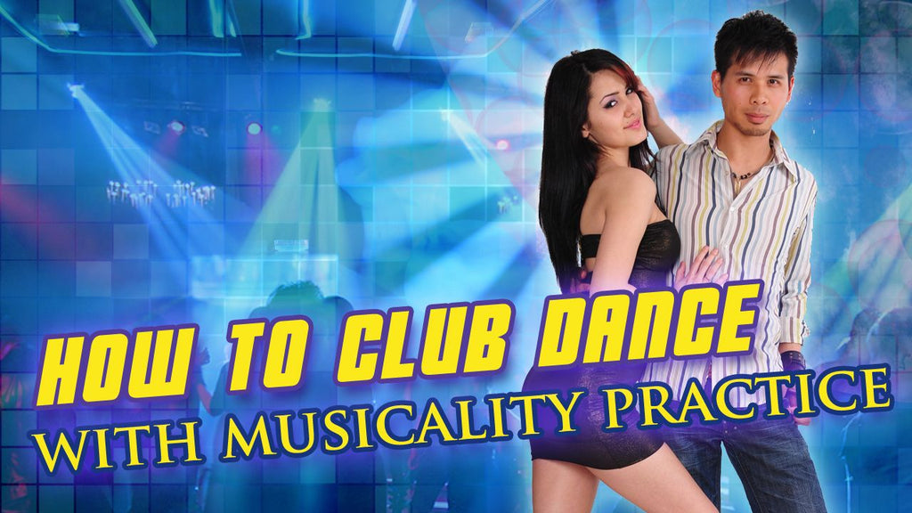 Beginner Dance Lesson: Musicality Lesson And Practice To Akon