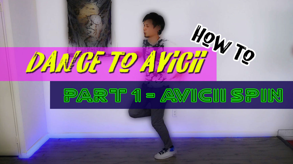 How To Dance To AVICII'S LEVELS (Tribute)!