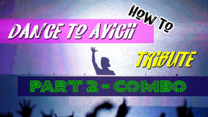 How To Dance To AVICII'S LEVELS Part 2 (Helpful Combo)