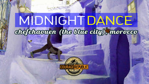 Chefchaouen: Midnight Dance In The Blue City