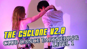 The Cyclone Turn Combo - How To Dance With A Girl