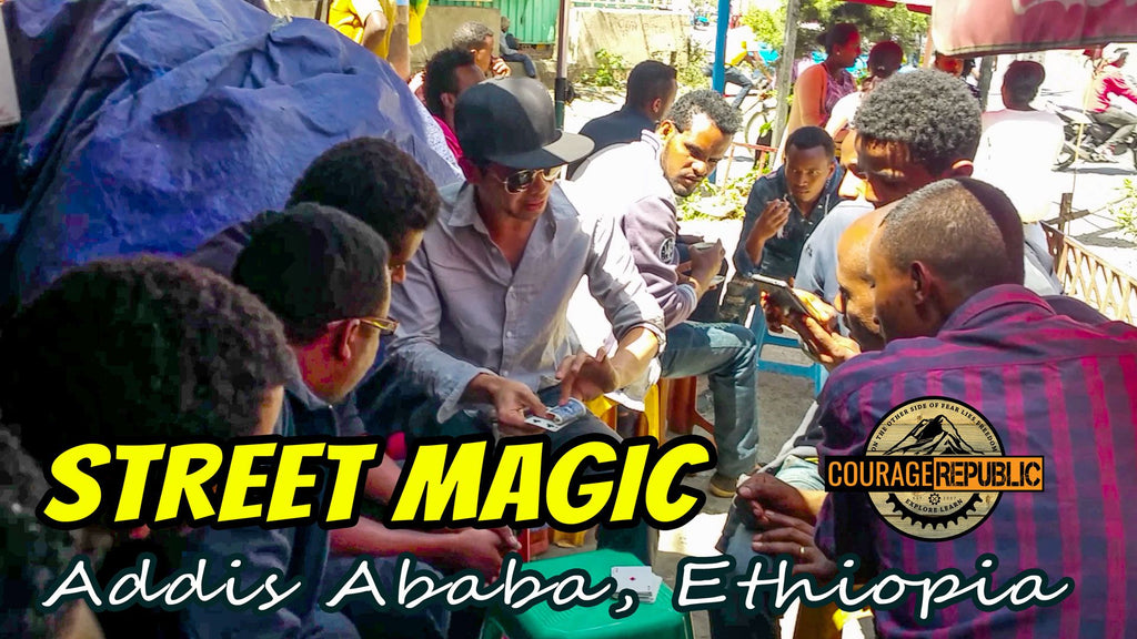Street Magic In Ethiopia And More!