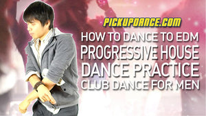 How To Dance To EDM - What To Do For Quiet Sections (Progressive House)