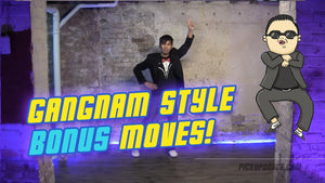GANGNAM Style Bonus Moves Dance Lesson | Cheesy Dance Moves