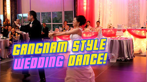 Gangnam Style Surprise Wedding Dance!