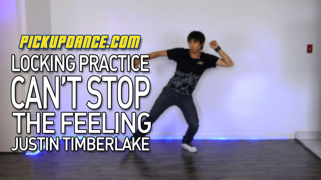 Locking Program Release + Justin Timberlake Dance (Can't Stop The Feeling)