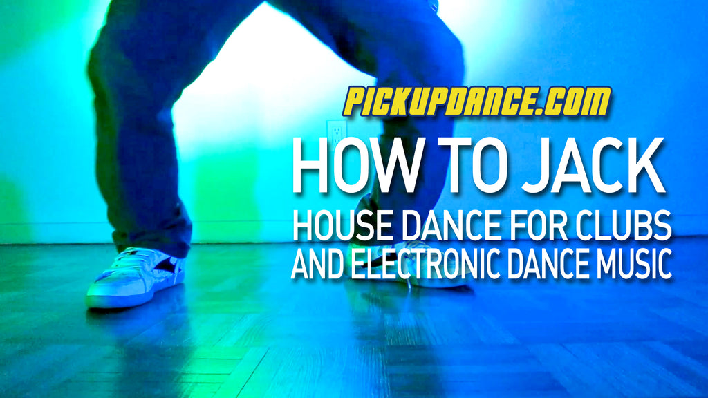 How To Jack / Jacking Tutorial | EDM Dance Moves