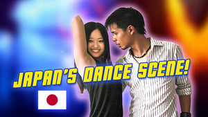 The Club Dance Scene In JAPAN!