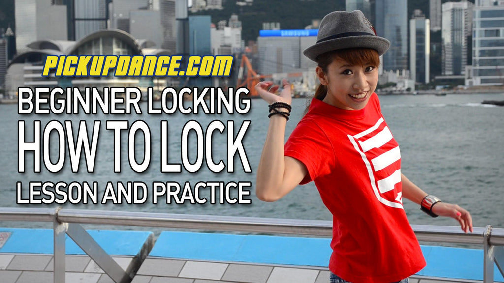 How To Lock (Dance) For Beginners