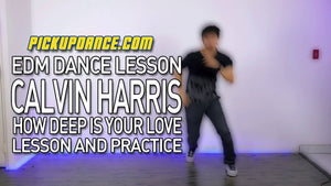 How To Dance To Calvin Harris (EDM Dance Lesson)