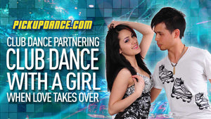 Club Dance With A Girl EDM Lesson | David Guetta - When Love Takes Over