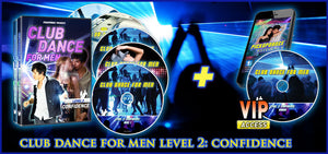 Club Dance For Men Level 2 Program: New Release!