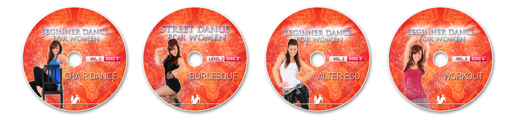 Chair Dance, Burlesque, Alter Ego Dance For Women