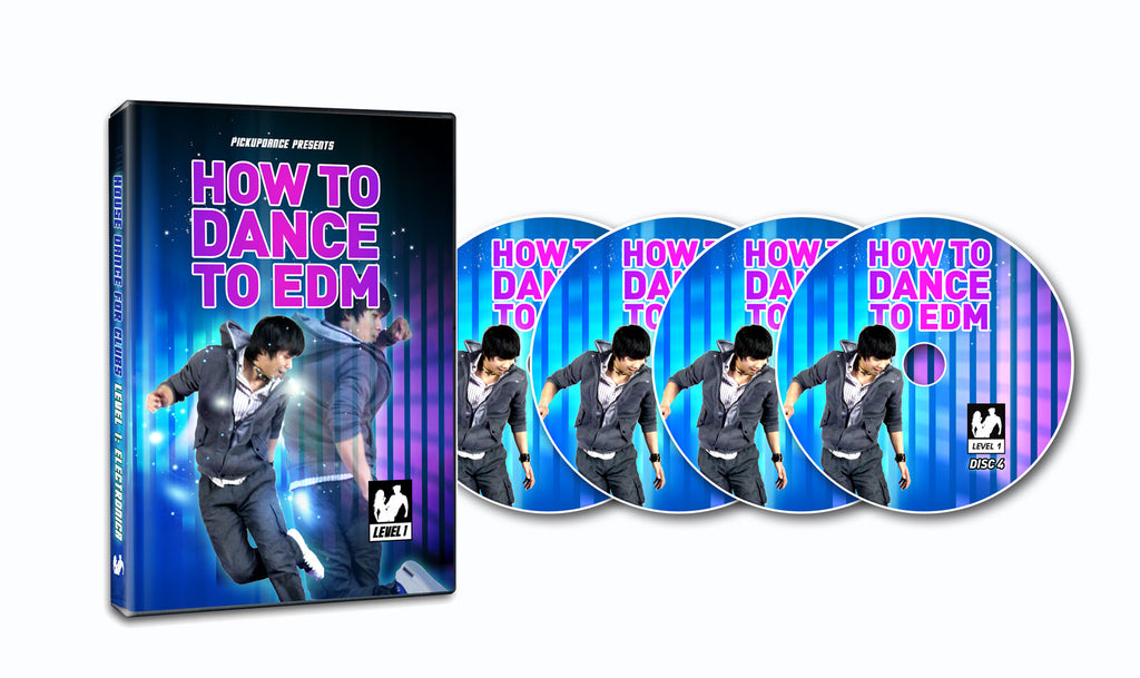 How To Dance To EDM | EDM Dance Moves