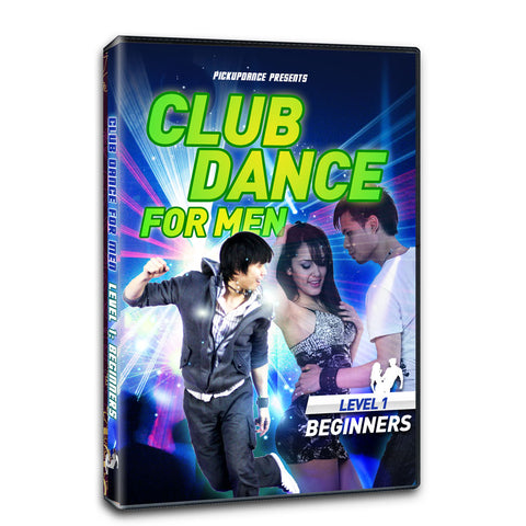 Club Dance For Men Level 1 Program