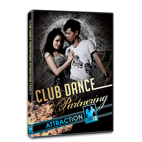 Club Dance Partnering (How To Dance With A Girl) Level 1 Program