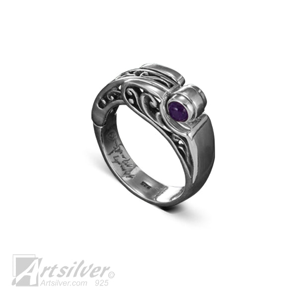 Top Opening Hinged Arthritis Ring