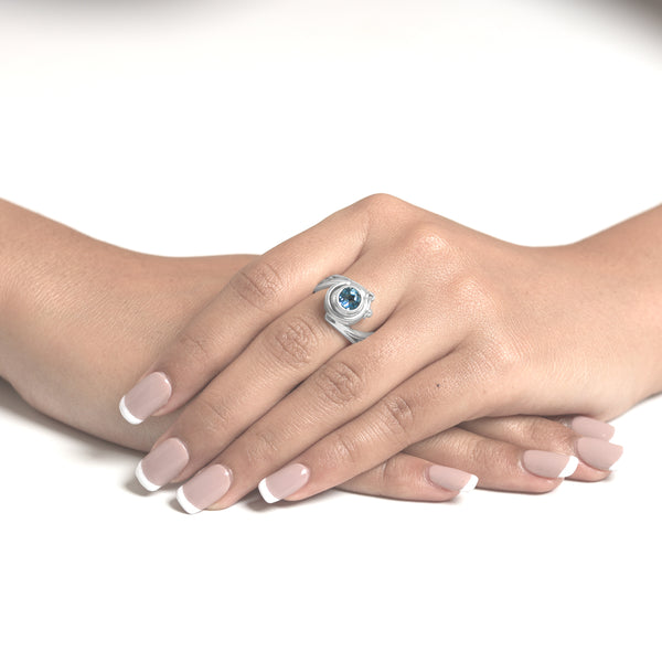 Grandeur Arthritis Adjustable Ring
