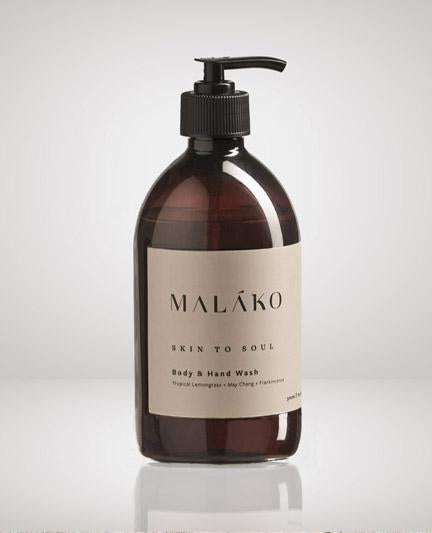 SKIN TO SOUL Body & Hand Wash by (Malako)