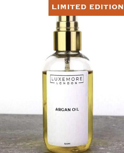 Argan Oil by (Luxemore London)