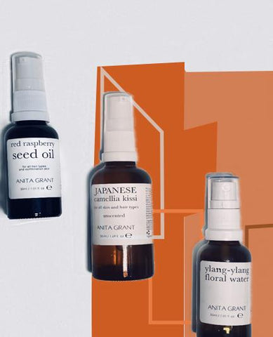 Anita Grant OIl and Spritz Set