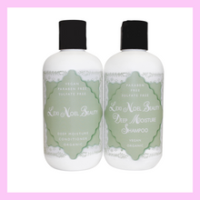 Load image into Gallery viewer, Lexi Noel Beauty Organic Vegan Shampoo and Conditioner Set - Beautiful People Beauty Supply