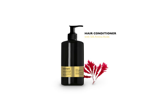 Hair Conditioner with Silk Amino Acids - Beautiful People Beauty Supply