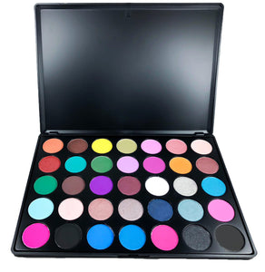 Unicorn High Pigment Eyeshadow Palette - Beautiful People Beauty Supply