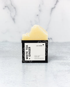 White Tea + Ginger Coconut Milk Soap - Beautiful People Beauty Supply