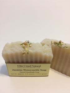 Jasmine Honeysuckle Handmade Soap - Beautiful People Beauty Supply