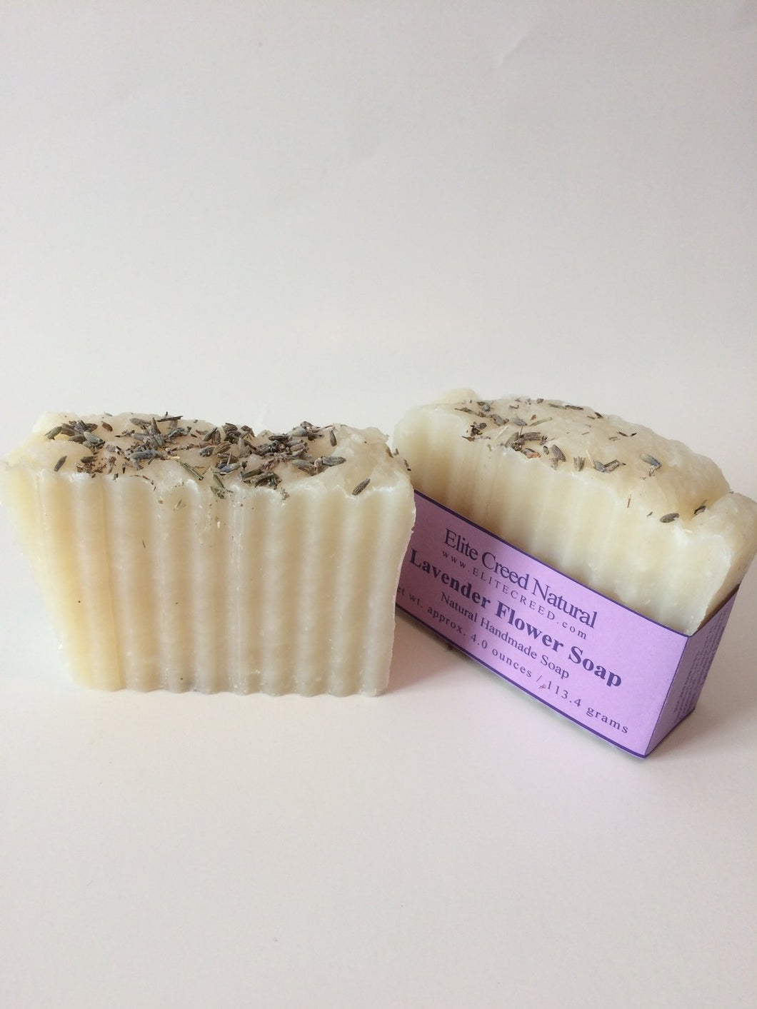 Lavender Flower Handmade Soap - Beautiful People Beauty Supply