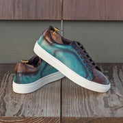 Trainer-Crust Patina, Dark Brown 5