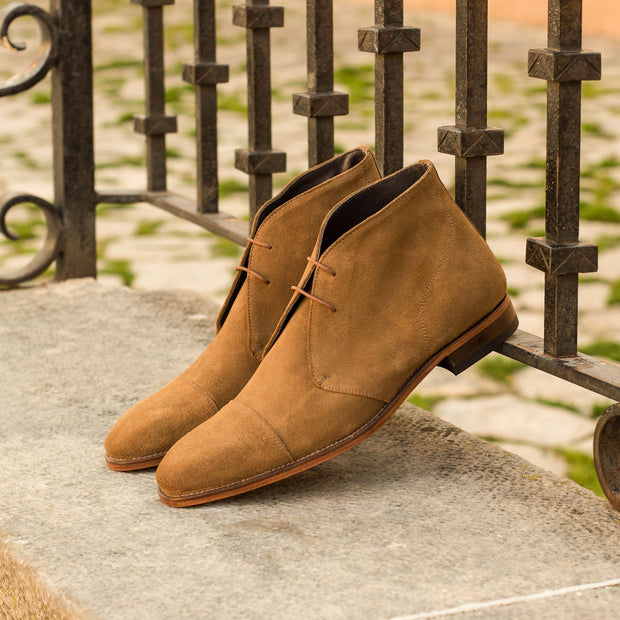 Chukka-Suede, Brown 5