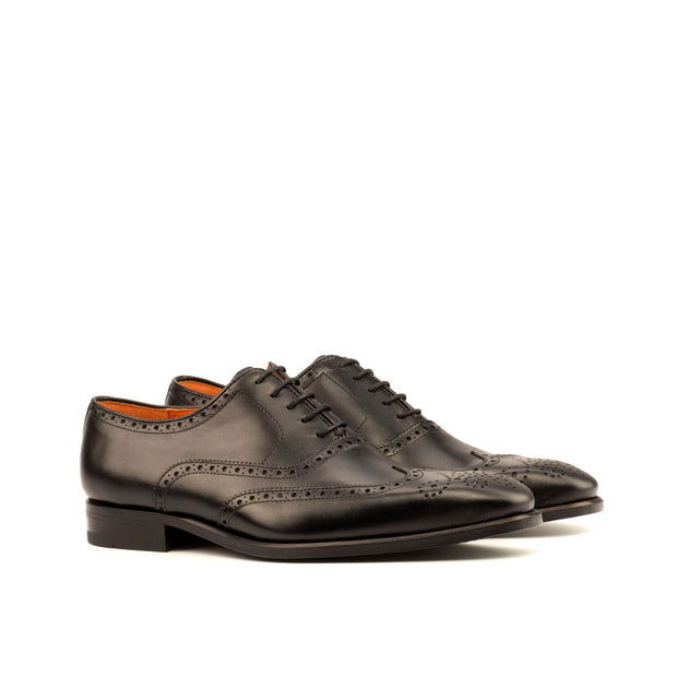 Full Brogue-Box Calf, Black 2