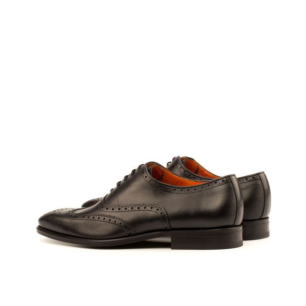 Full Brogue-Box Calf, Black 3
