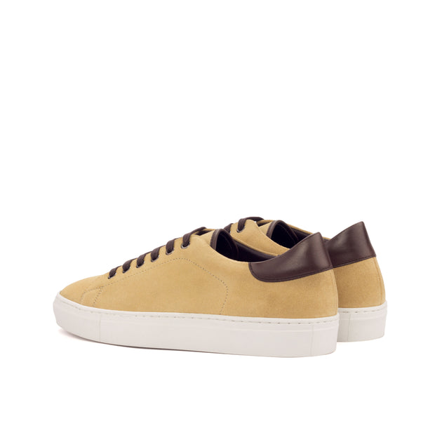 Trainer-Suede, Box Calf, Brown, Dark Brown 3
