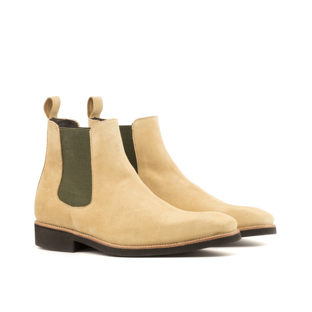 Chelsea Boot Classic-Suede, Brown 2