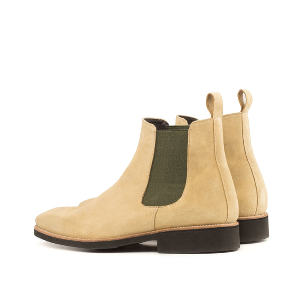 Chelsea Boot Classic-Suede, Brown 3