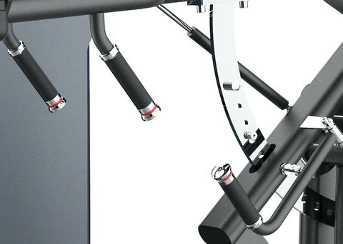Arrow X9 Prime Dual Series Lat Pulldown / Seated Row